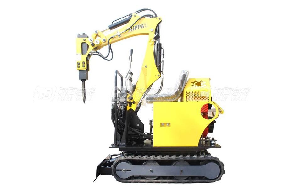 立派PC0812履带挖掘机