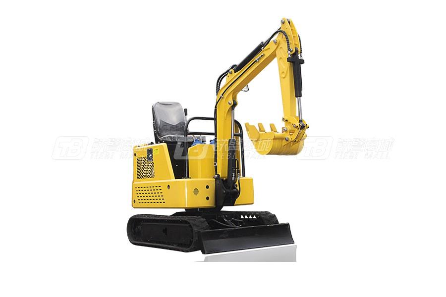 立派PC1520履带挖掘机