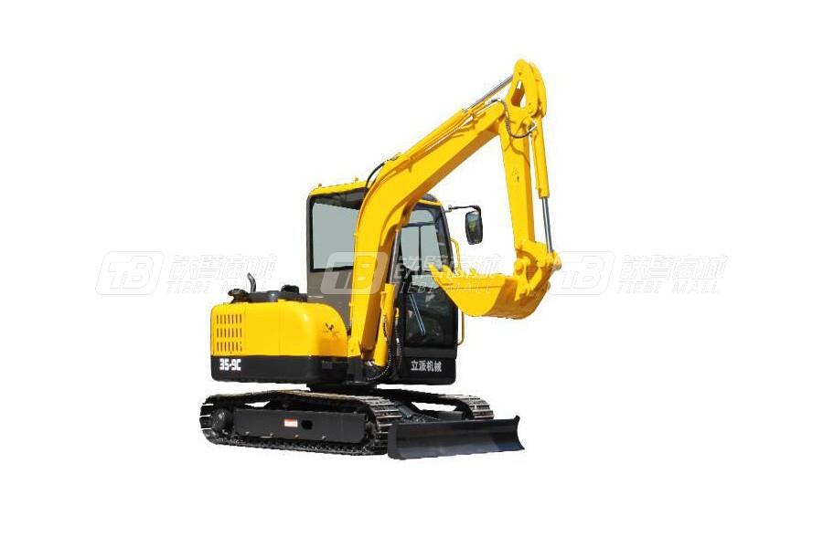 立派PC3545履带挖掘机