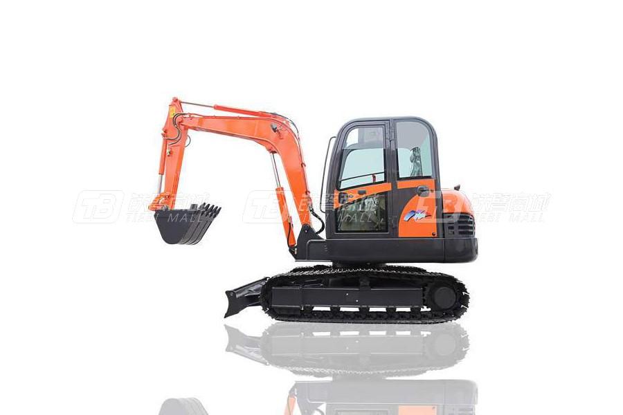 立派PC6550履带挖掘机