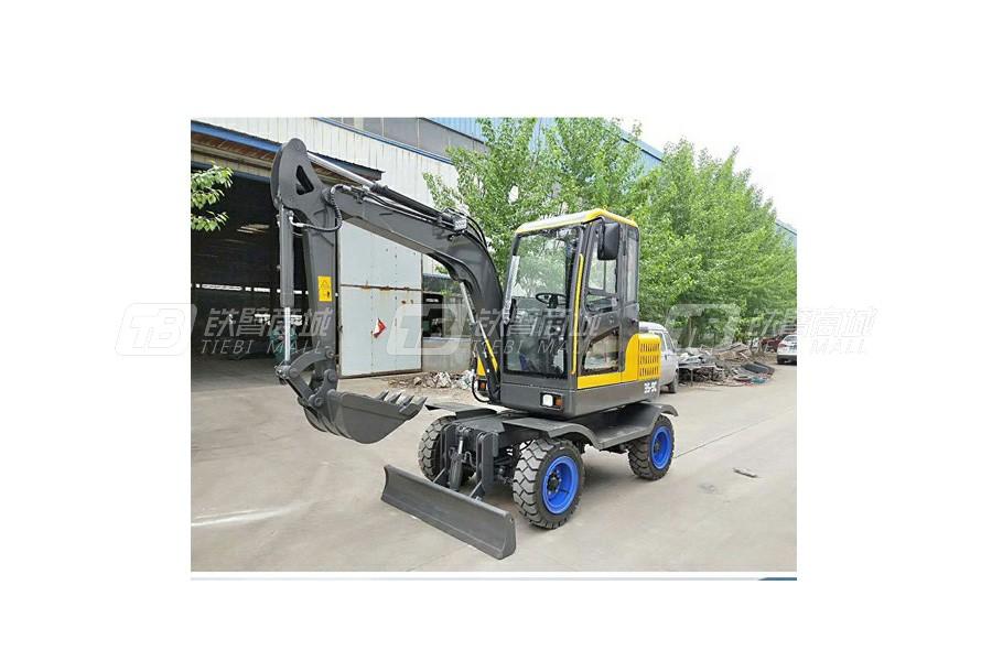 立派PW3550轮式挖掘机