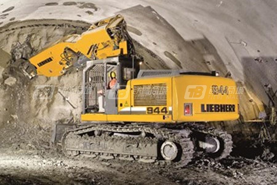 利勃海尔R 944 C Tunnel Litronic挖掘机