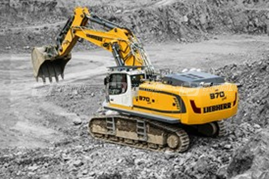 利勃海尔R970 SME挖掘机