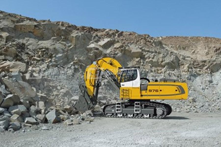 利勃海尔R976 Litronic挖掘机