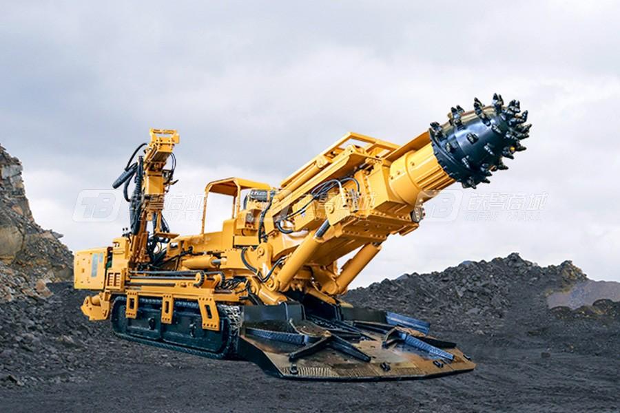 石煤EBZ160M-2掘锚机