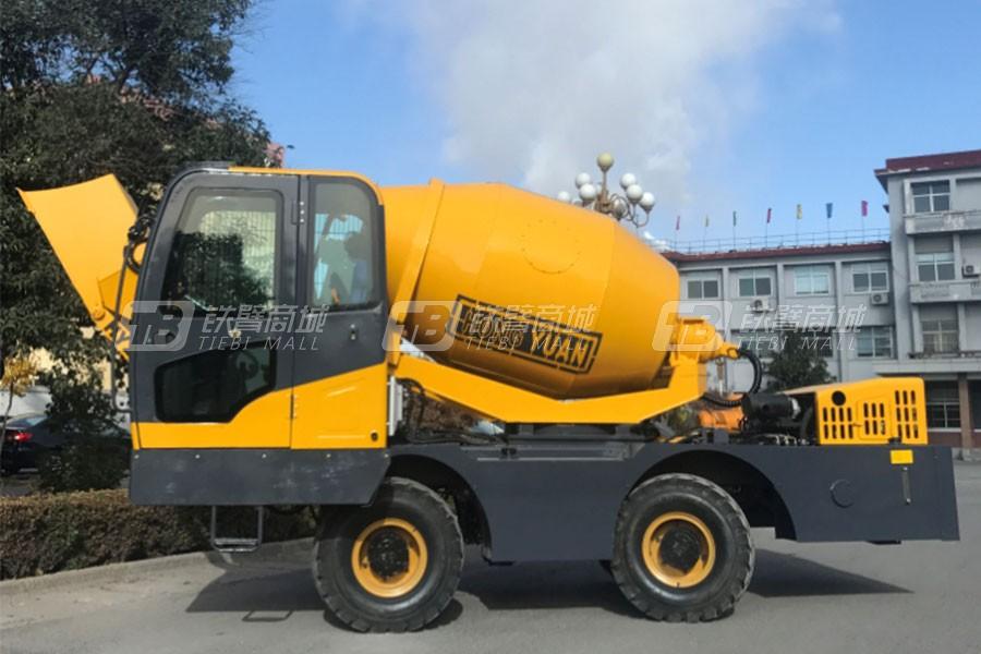 鸿源HY-220自装混凝土搅拌罐车