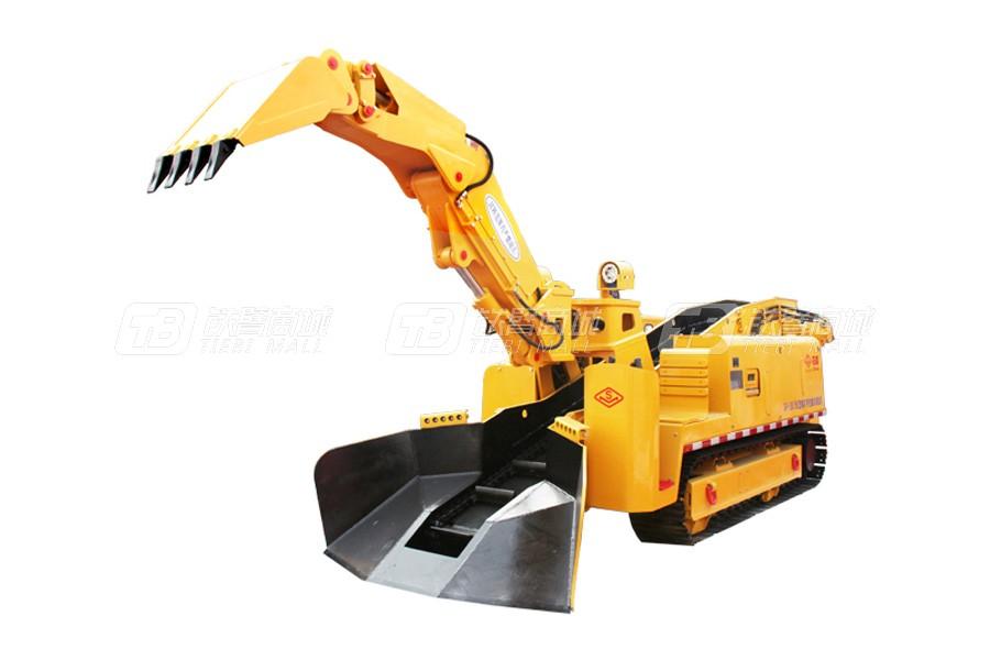 石煤ZWY-180/55L矿用挖掘式装载机