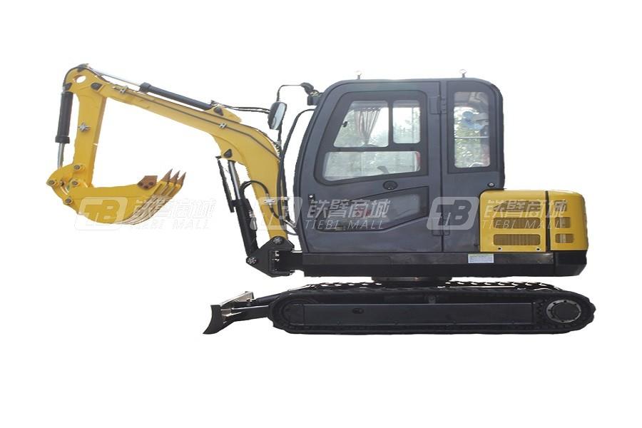 北唐机械CE25A履带挖掘机