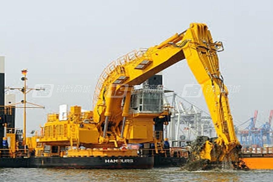 利勃海尔P9250浮式挖掘机