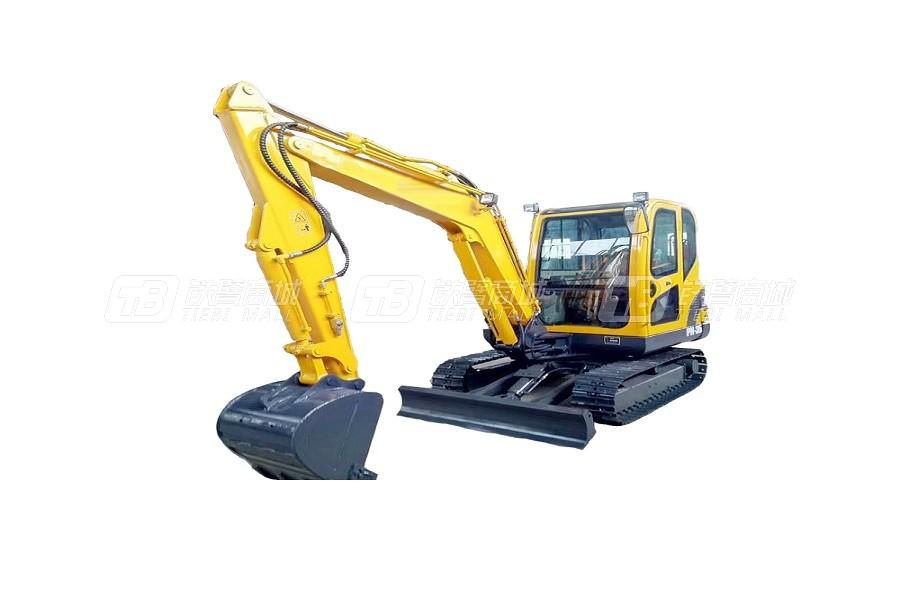 北唐机械CE35B履带挖掘机