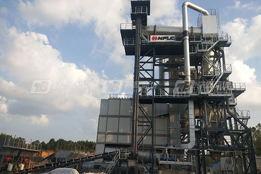 南方路机RLB2000沥青厂拌热再生设备