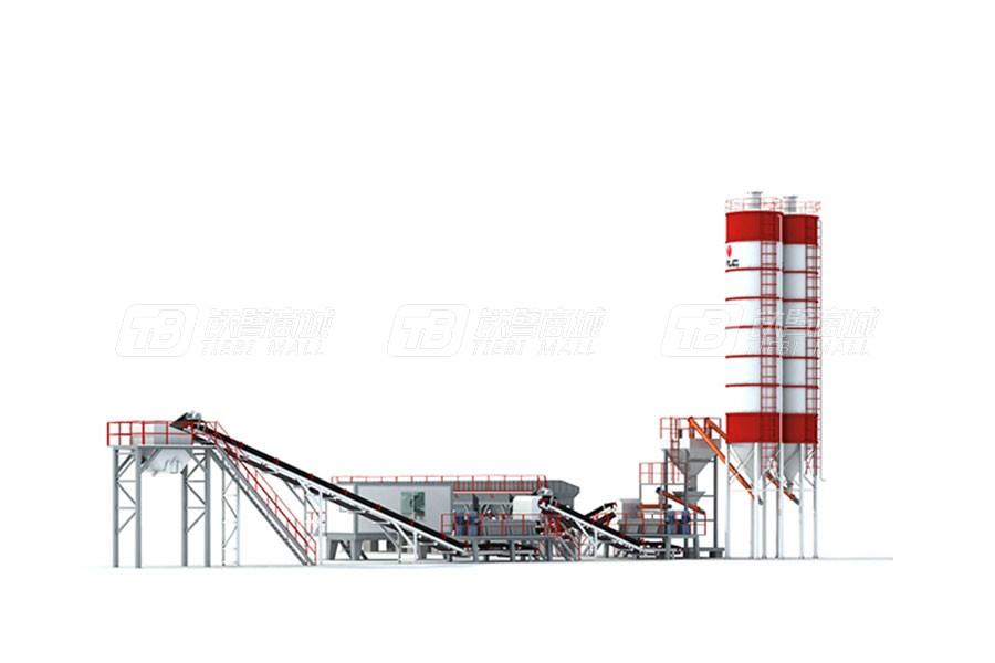 南方路机NWCB600稳定土厂拌设备