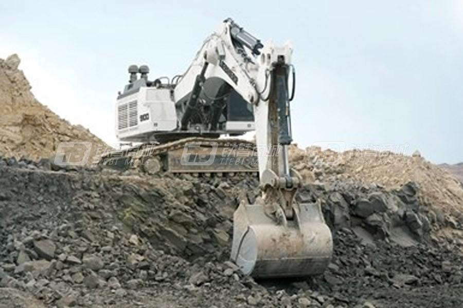 利勃海尔R 9100B矿用挖掘机