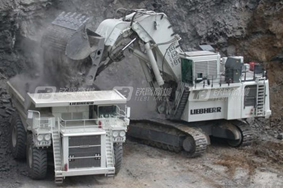 利勃海尔R 995矿用挖掘机