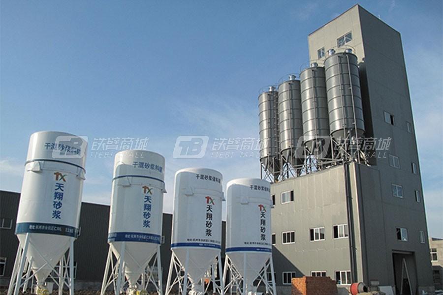 南方路机FBT6000高塔式干混砂浆搅拌设备