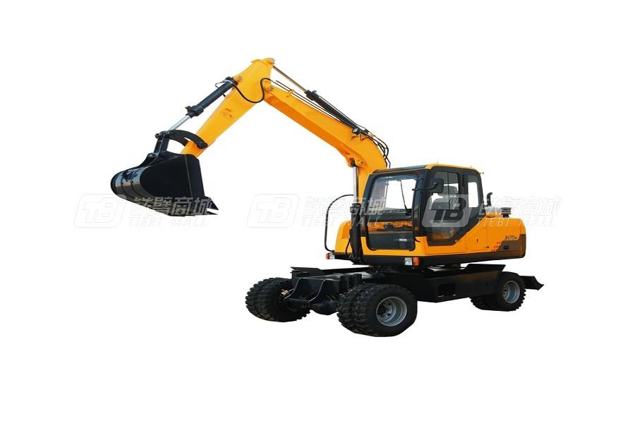 北唐机械WE70A挖掘机