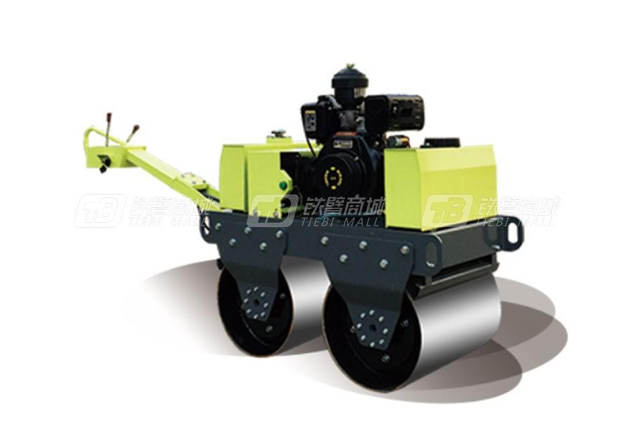 思拓瑞克SVH-50手扶式双钢轮压路机