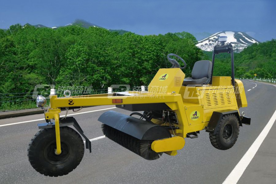 奥邦QS1500强力清扫车