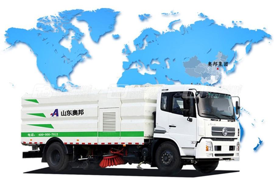 奥邦ZTQ5160TXSE1J50D清扫车