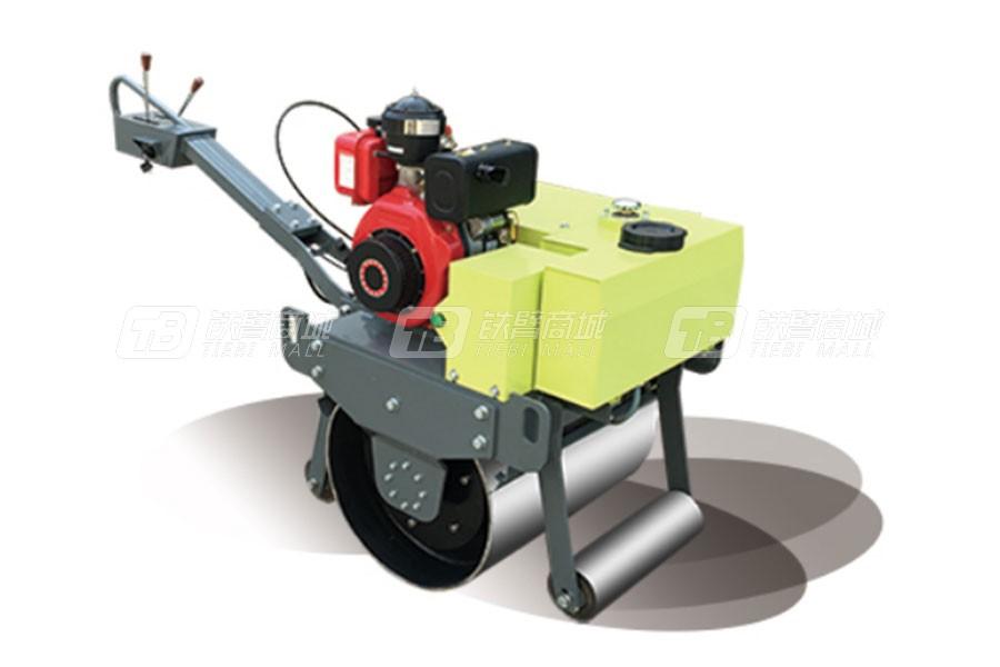 思拓瑞克SVH-700手扶式重型单钢轮压路机