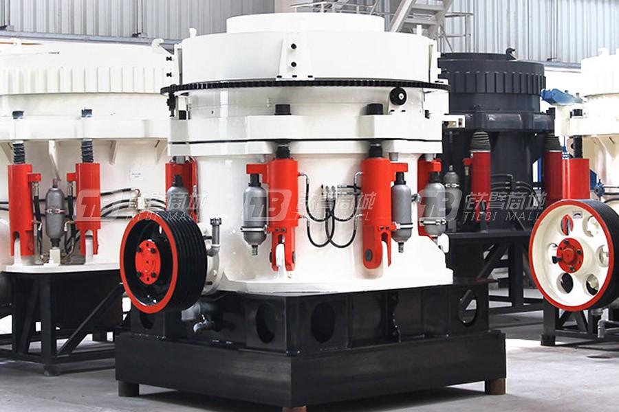 红星HXHP200多缸液压圆锥破碎机