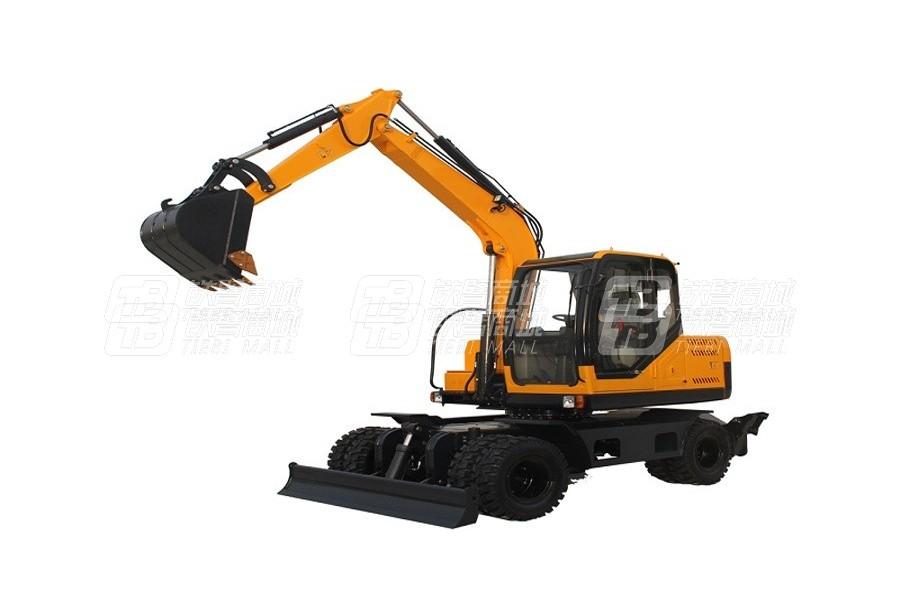 北唐机械WE80A挖掘机