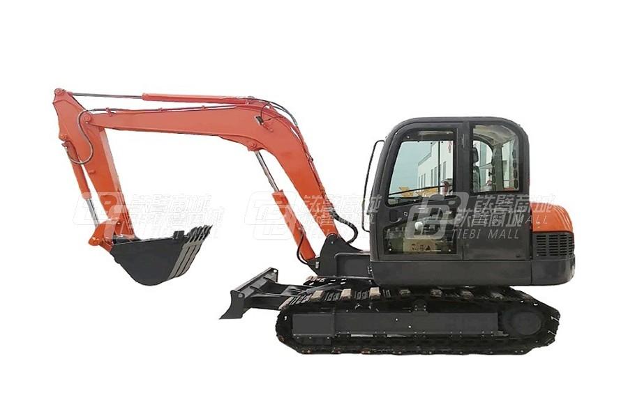 北唐机械CE55A挖掘机