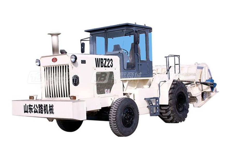 路星WBZ23稳定土拌合机