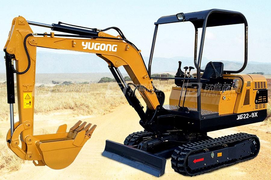 驭工机械YG22-9X挖掘机