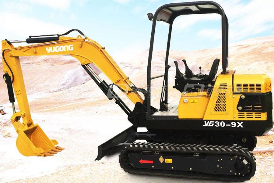 驭工机械YG30-9X履带式农用挖掘机