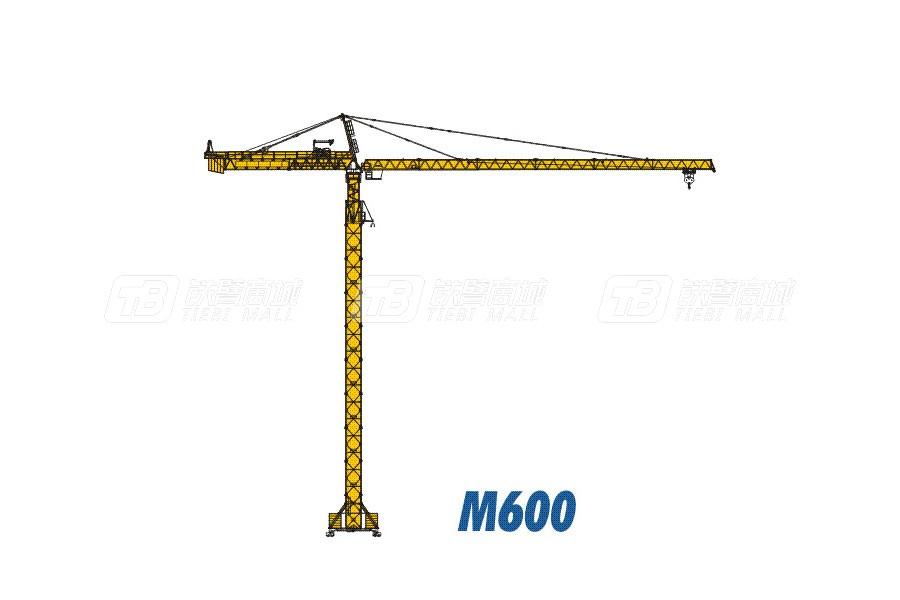四川建机M600(20t)塔式起重机