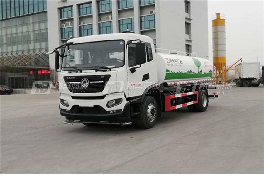 通亚汽车WTY5250GQXC6高/低压清洗车