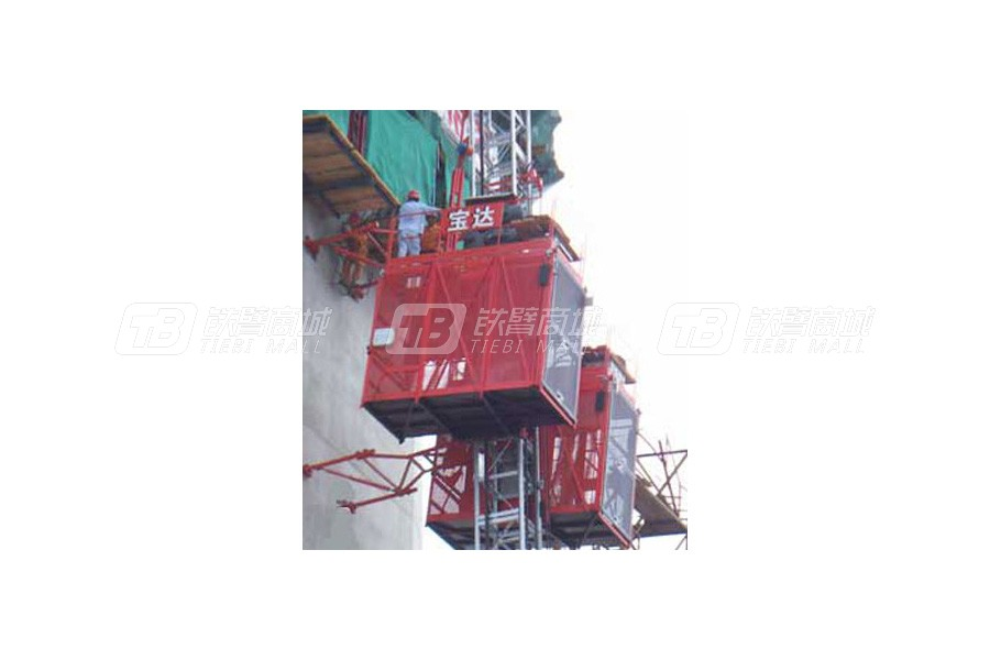 宝达SC200(/200)施工升降机