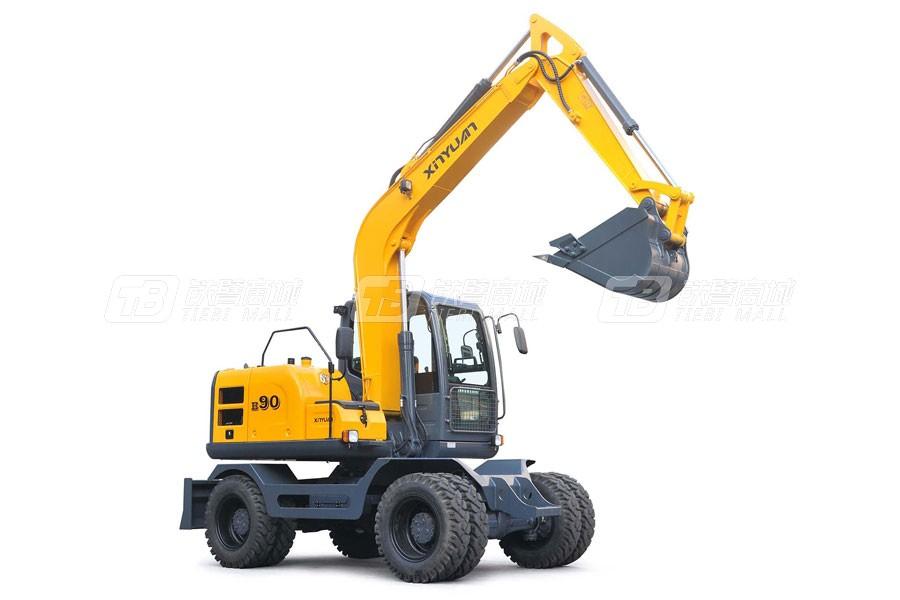 新源机械XYB90轮式beplay官方在线客服