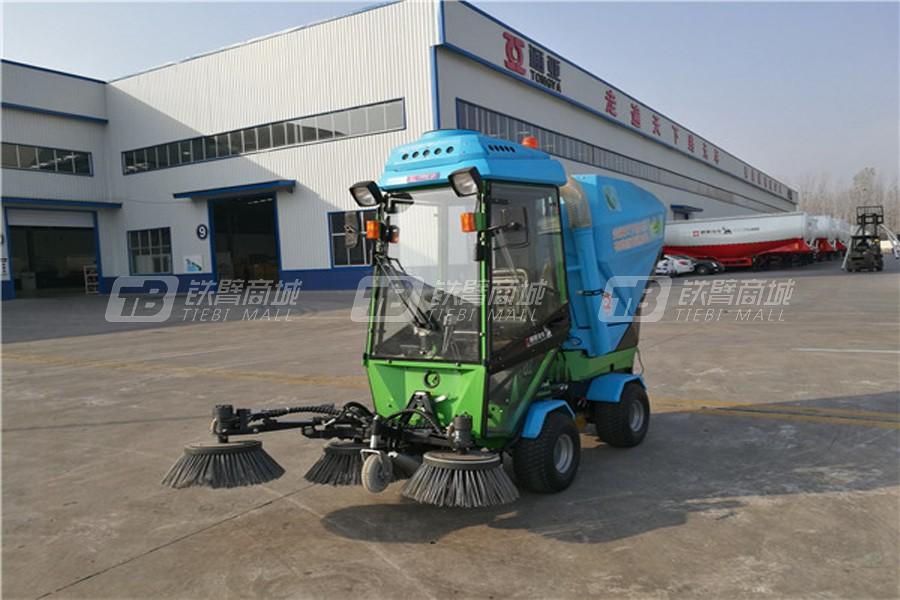 通亚汽车WTY-2160多功能扫路机