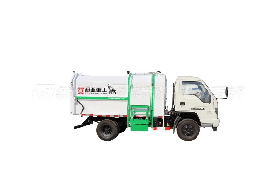 通亚汽车WTY5040ZZZA5田自装卸式垃圾车
