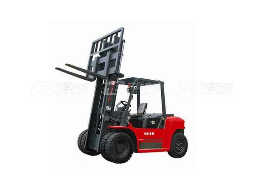 东方红CPCD100内燃平衡重式叉车