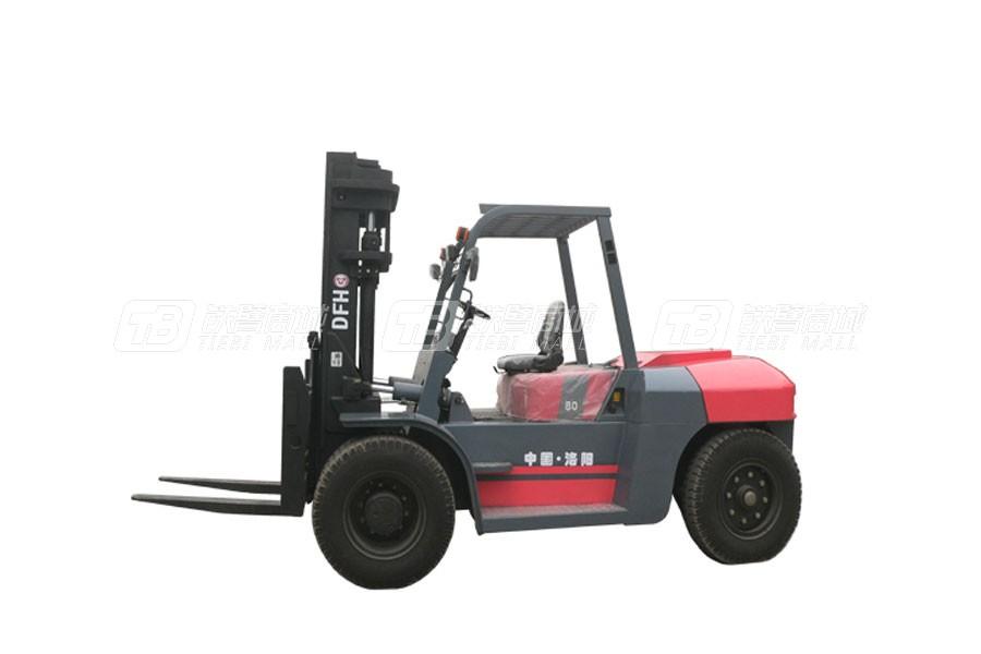 东方红CPCD80内燃平衡重式叉车