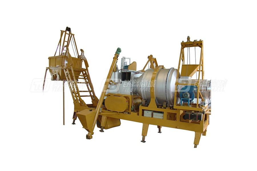 路霸LB-60-MYQL-30沥青搅拌设备