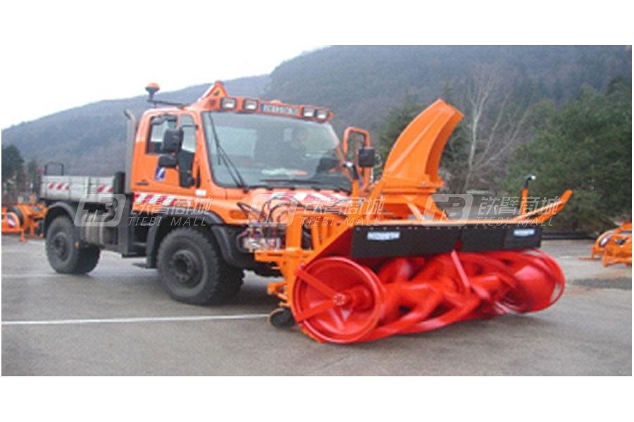 欧亚TSI2500离心鼓风式除雪车