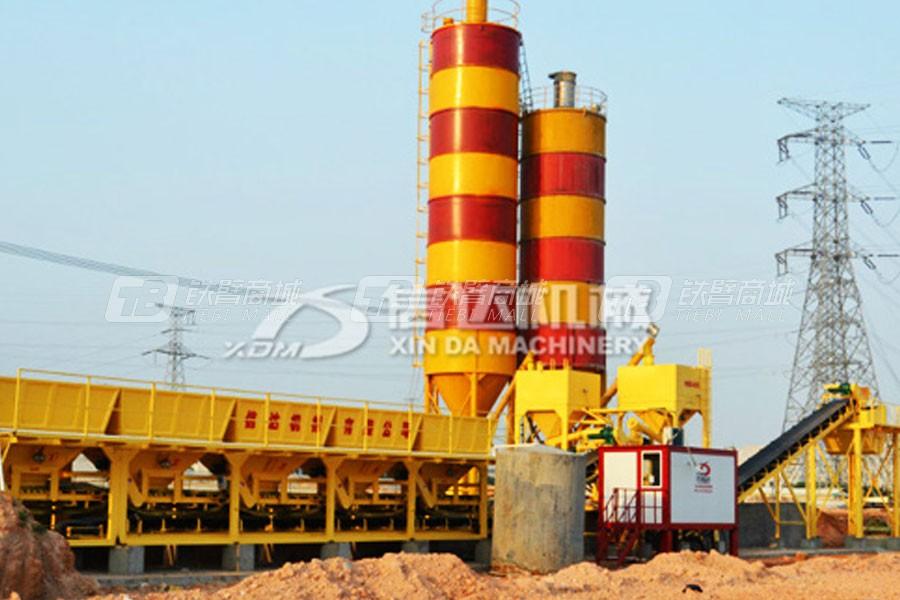 信达机械WBS500模块式稳定土厂拌设备