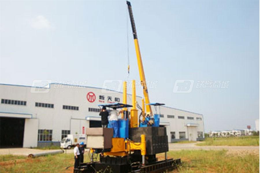 新天和ZYC60B-B液压静力压桩机