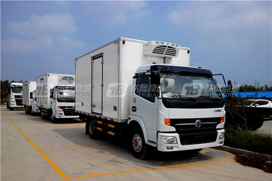 青岛雅凯EQ5080XLC8BDCAC冷藏车