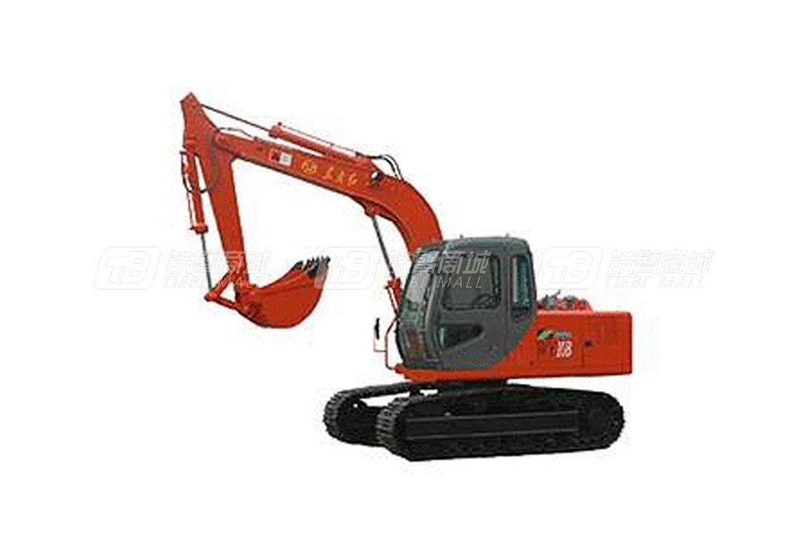 恒远HY10-7A小型履带挖掘机