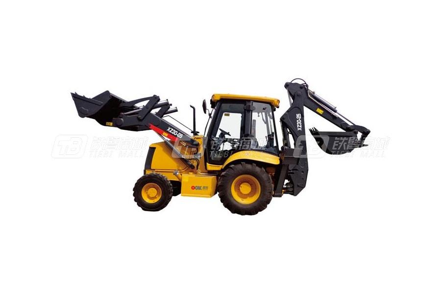 厦装XZ30-25挖掘装载机