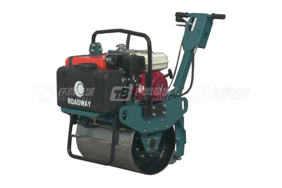 路得威RWYL11手扶单钢轮压路机