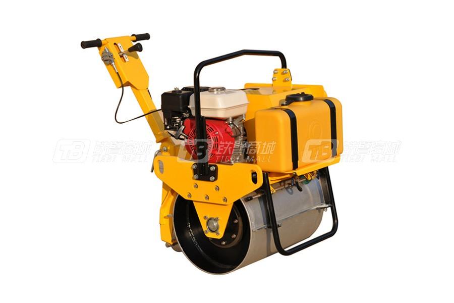 路得威RWYL21手扶单钢轮压路机