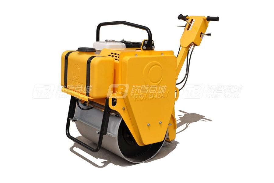 路得威RWYL22手扶单钢轮压路机