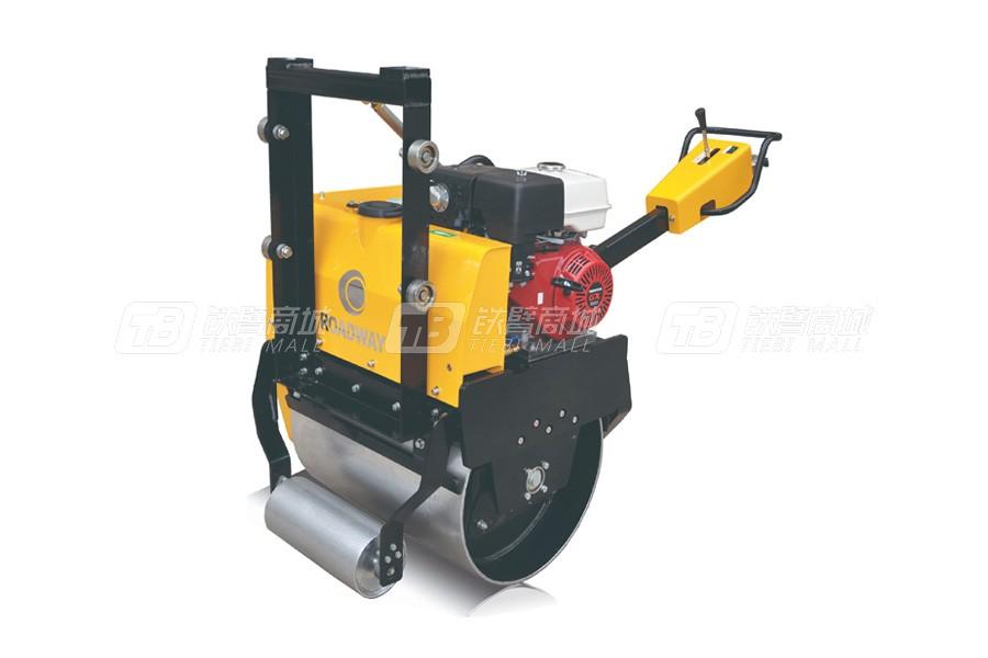 路得威RWYL24手扶单钢轮压路机