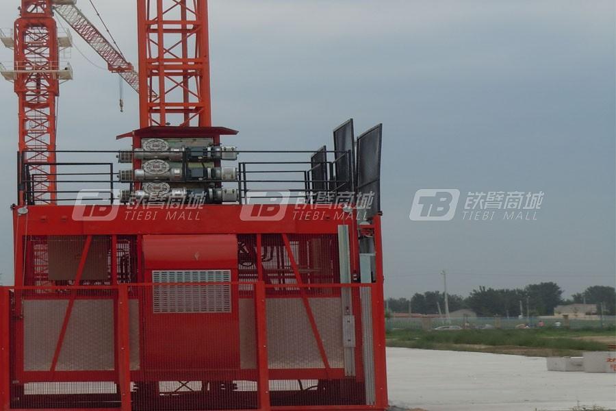中建机械SC200/200施工升降机